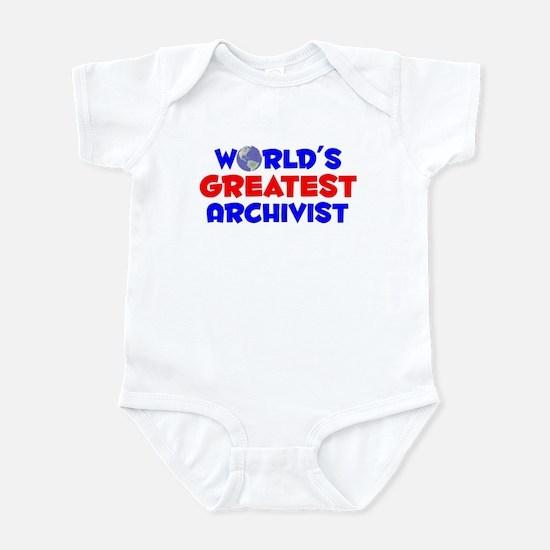 World's Greatest Archi.. (A) Infant Bodysuit