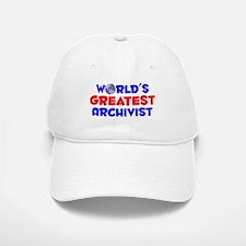 World's Greatest Archi.. (A) Baseball Baseball Cap