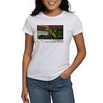 Newts in the Sea Women's T-Shirt