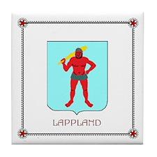 Tile Coaster - LAPPLAND