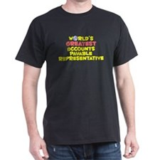 World's Greatest Accou.. (B) T-Shirt