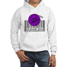CYSTIC FIBROSIS FINDING A CURE Hoodie