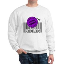 CYSTIC FIBROSIS FINDING A CURE Sweatshirt