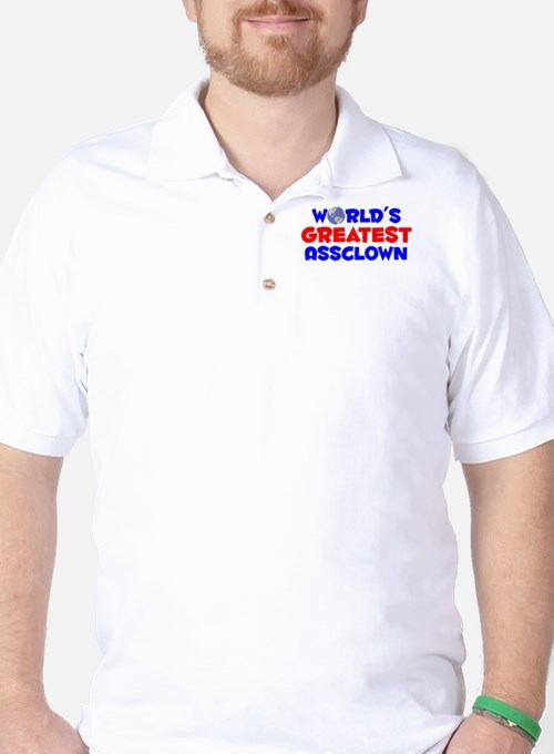 World's Greatest Asscl.. (A) T-Shirt