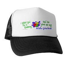 Blessing 2 (Autistic Grandsons) Trucker Hat