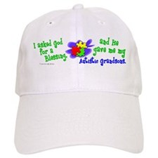 Blessing 2 (Autistic Grandsons) Baseball Cap