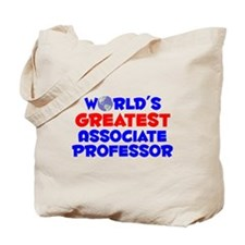 World's Greatest Assoc.. (A) Tote Bag