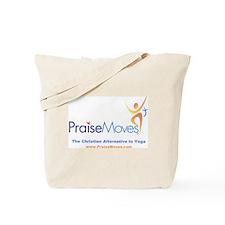 PraiseMoves 2-sided Full-color Tote Bag