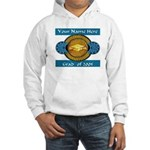 College Grad Personalized Hooded Sweatshirt
