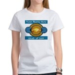 College Grad Personalized Women's T-Shirt