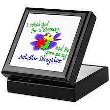 Blessing 2 (Autistic Daughter) Keepsake Box