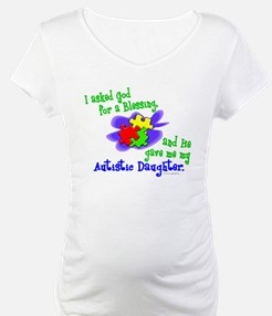 Blessing 2 (Autistic Daughter) Shirt