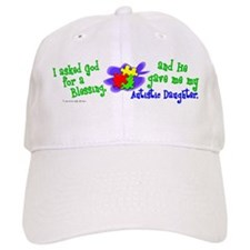 Blessing 2 (Autistic Daughter) Baseball Cap