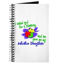 Blessing 2 (Autistic Daughter) Journal