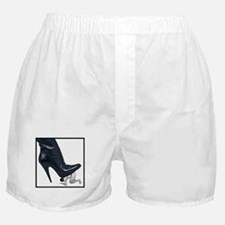 Short Giant Boot Framed Left Boxer Shorts