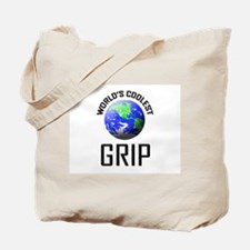 World's Coolest GRIP Tote Bag