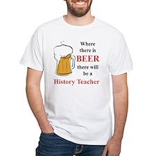 History Teacher Shirt