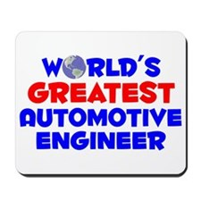 World's Greatest Autom.. (A) Mousepad