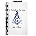 I Have arrived! Masonic Journal