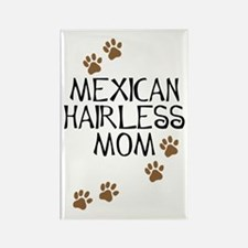 Mexican Hairless Mom Rectangle Magnet