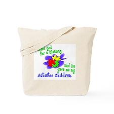 Blessing 2 (Autistic Children) Tote Bag