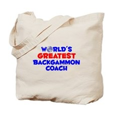 World's Greatest Backg.. (A) Tote Bag