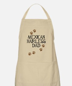 Mexican Hairless Dad BBQ Apron