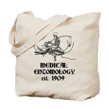 Medical Entomology Tote Bag