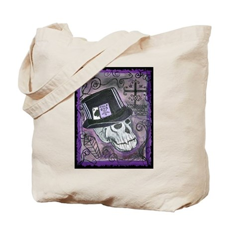 The Baron Samedi Tote Bag