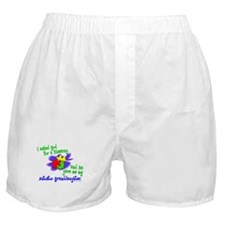 Blessing 2 (Autistic Granddaughter) Boxer Shorts