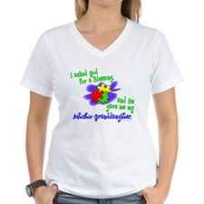 Blessing 2 (Autistic Granddaughter) Shirt