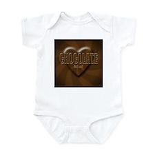 chocolate Infant Bodysuit