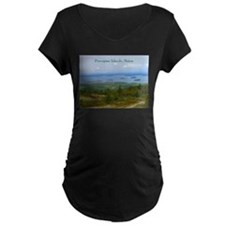 Porcupine Islands (caption) T-Shirt