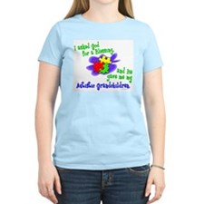Blessing 2 (Autistic Grandchildren) T-Shirt