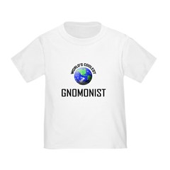 World's Coolest GNOMONIST T
