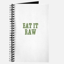 Eat It Raw Journal