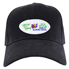 Blessing 2 (Autistic & NonAutistic Children) Baseball Hat