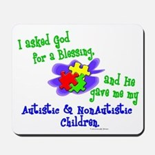 Blessing 2 (Autistic & NonAutistic Children) Mouse