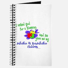 Blessing 2 (Autistic & NonAutistic Children) Journ