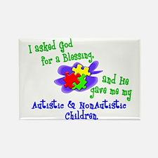 Blessing 2 (Autistic & NonAutistic Children) Recta