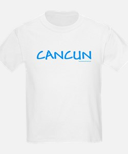 Cancun - Kids T-Shirt