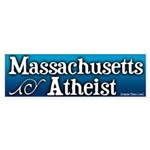 Massachusetts Atheist Bumper Sticker