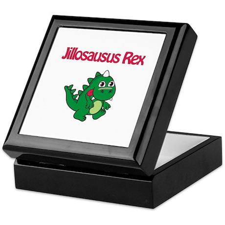 Jillosaurus Rex Keepsake Box