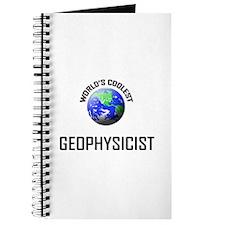 World's Coolest GEOPHYSICIST Journal
