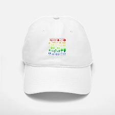 Colorful Rainbow Baseball Baseball Cap