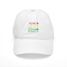 Colorful Rainbow Baseball Cap