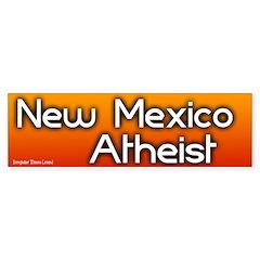 New Mexico Bumper Sticker