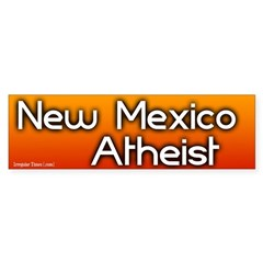 New Mexico Bumper Bumper Sticker