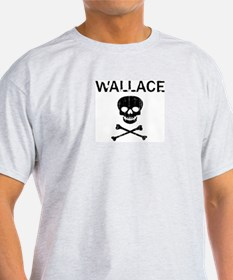 WALLACE (skull-pirate) T-Shirt