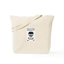 OZZY (skull-pirate) Tote Bag